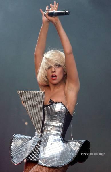 Born This Way レディー・ガガ Lady Gaga 大きなアート フォト