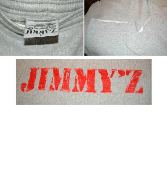 ユーズド 80年代 JIMMY'Z ジミーズ スウェットパンツ_画像3
