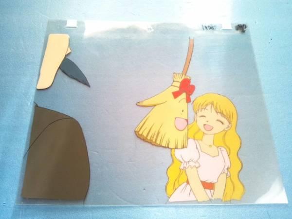 【姫ちゃんのリボン】【セル画】【水沢めぐみ】ABC_画像1