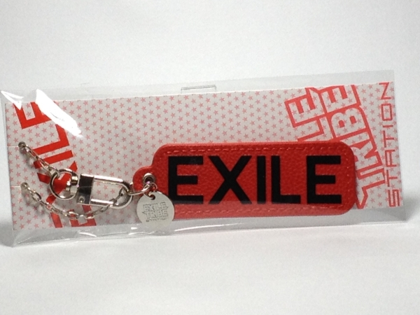 ☆EXILE TRIBE STATION GOODS EXILE チャーム☆5