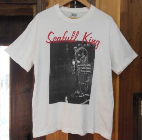 SCAFULL KING 2011 Tシャツ HI-STANDARD BRAHMAN GOING STEADY
