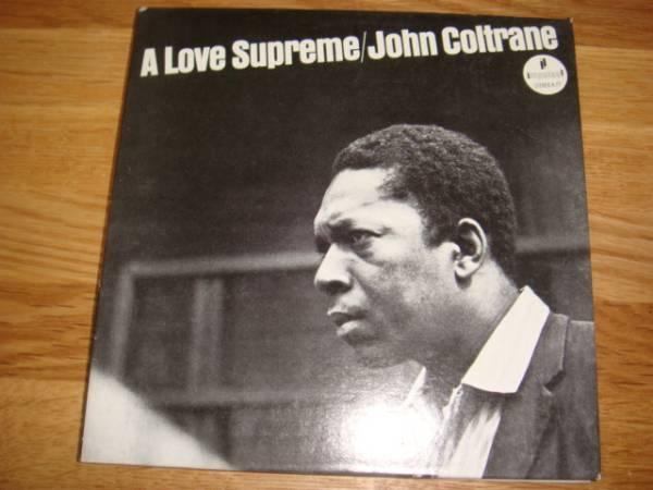 JOHN COLTRANE A LOVE SUPREME 至上の愛 紙ジャケcd_画像1
