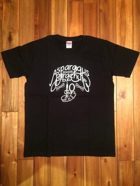 新品 ASPARAGUS アスパラガス 10周年記念 Tシャツ noshow
