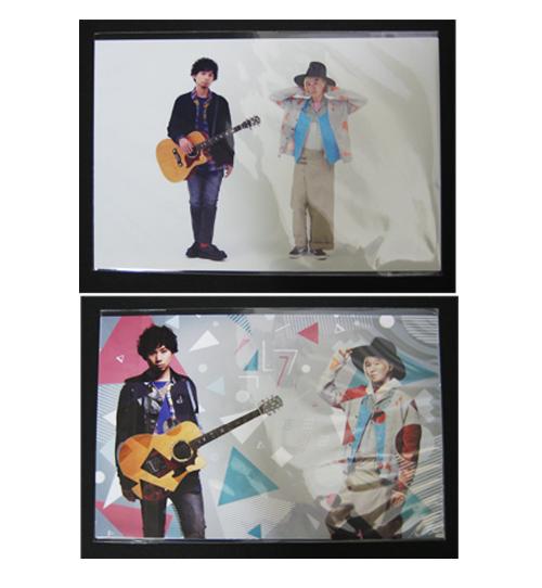 ●吉田山田 ポストカード2枚セット 非売品●未使用
