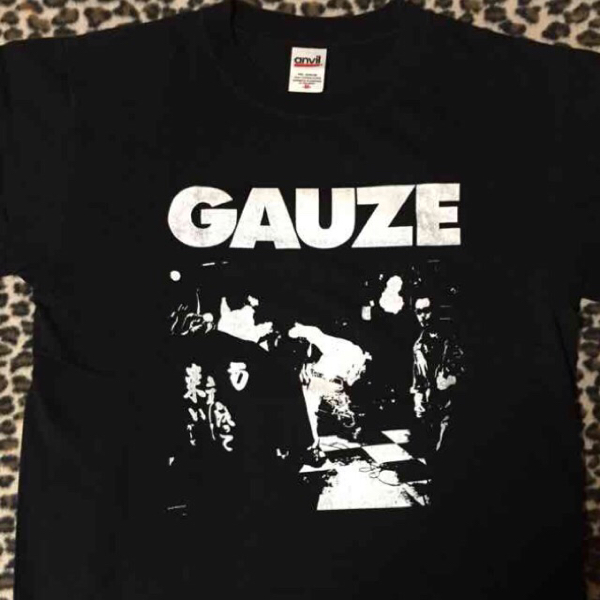 ガーゼ/GAUZE 2007年 消毒GIG アンチノック 超美品 ジャパコア