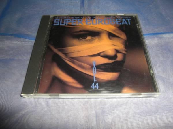 SUPER EUROBEAT VOL.44  スーパーユーロビート