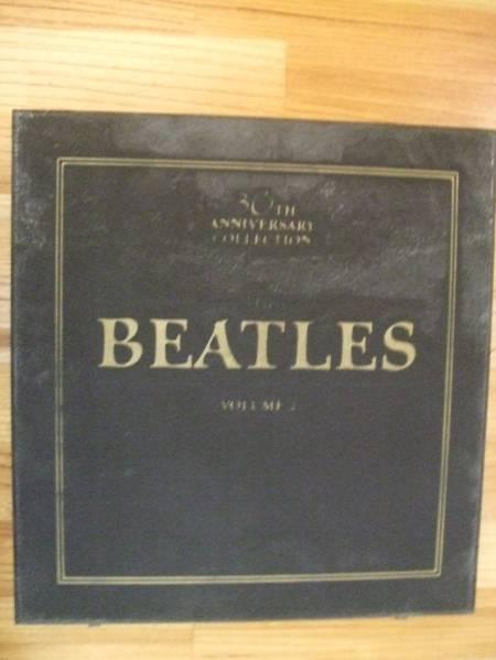 ザ・ビートルズ1990年頃英国で発売された豪華WOODBOXセット ライブグッズの画像