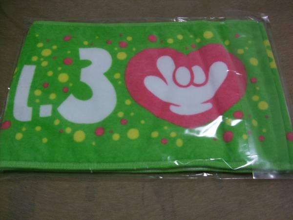 ☆ソナーポケット☆ソナポケイズムVol.3 マフラータオルグリーン