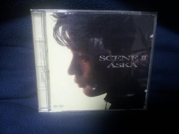 SCENEⅡ ASKA CDアルバム /CHAGE&ASKA