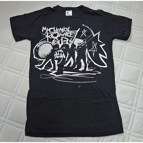 【新品】MY CHEMICAL ROMANCE Tシャツ Boys L 女性向け