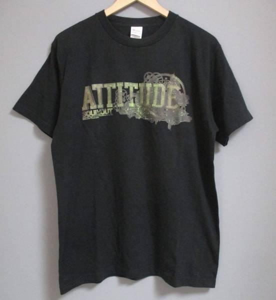 【SOUL'd OUT】ソウルドアウト◆Tour 2008 ATTITUDE/Tシャツ◆L