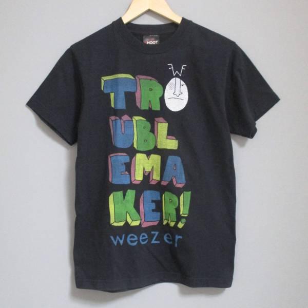 【WEEZER】ウィーザー◆2008年 ワールドツアー Tシャツ◆Sサイズ