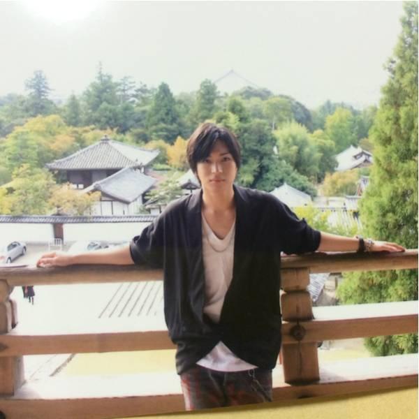 松下優也 2010年 ライブ会場限定 生写真 1枚 ⑤