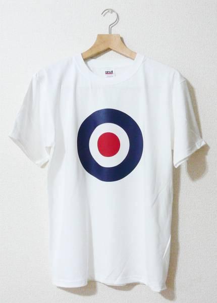 【新品】Mods モッズ ターゲット Tシャツ Sサイズ Who Jam