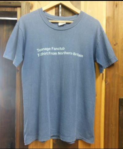 TEENAGE FANCLUB Tシャツ Yo La Tengo Dinosaur Jr BECK BJORK