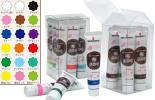 * cloth for paints * turner cloth .. .20ml*18 color **