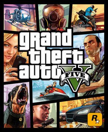 PC グランドセフトオート 5 Grand Theft Auto V GTA 5 日本語対応 ROCKSTAR コード