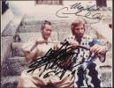 1980年『将軍』三船敏郎、リチャード・チェンバレン 直筆 サイン