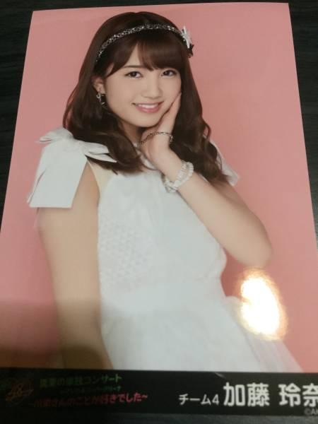 AKB48 真夏の単独コンサート 3枚コンプ チーム4 加藤 玲奈_画像2