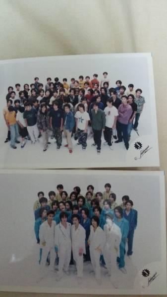 タッキー&翼  Jr時代 生写真 コンサートグッズの画像