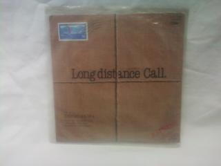 ★【送料無料 EP 寺尾聰 Long distance Call.】★_画像1