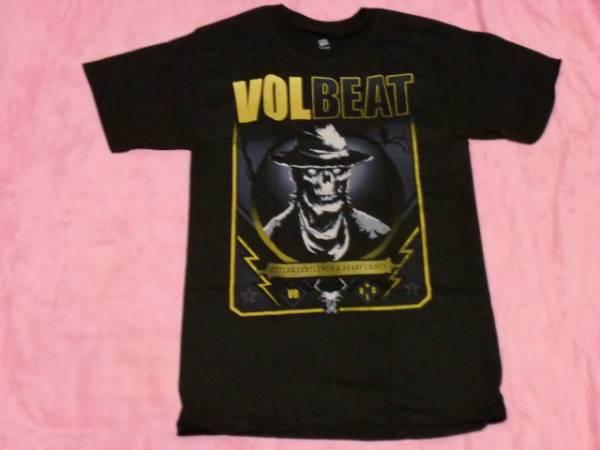VOLBEAT ヴォルビート Tシャツ S ロックT ツアーT Metal バンドT