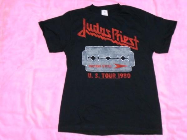 JUDAS PRIEST ジューダス プリースト Tシャツ S ロックT バンドT