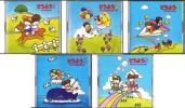 ■5CD/どうよう1〜5セット/斉藤伸子,真理ヨシコ,森みゆき他