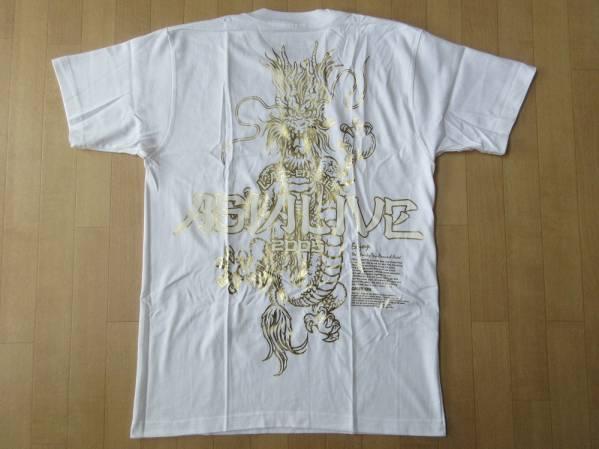 L'Arc-en-Ciel ASIA LIVE 2005 Tシャツ 白 ホワイト M位 ラルクアンシエル ラルク アジア 韓国 中国 日本 コンサート ツアーTOURライブhyde