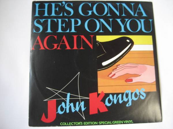 □John Kongos/He's Gonna Step On You Again□FUNKY ROCK!_画像1
