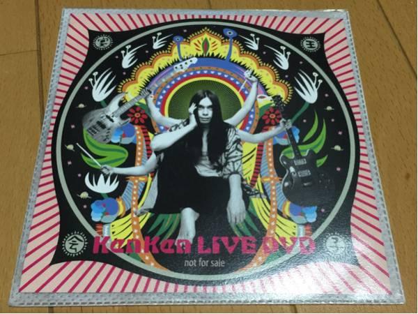 非売品:KenKen of INVADERS LIVE DVD (RIZE/Dragon Ash/WAGDUG) ライブグッズの画像