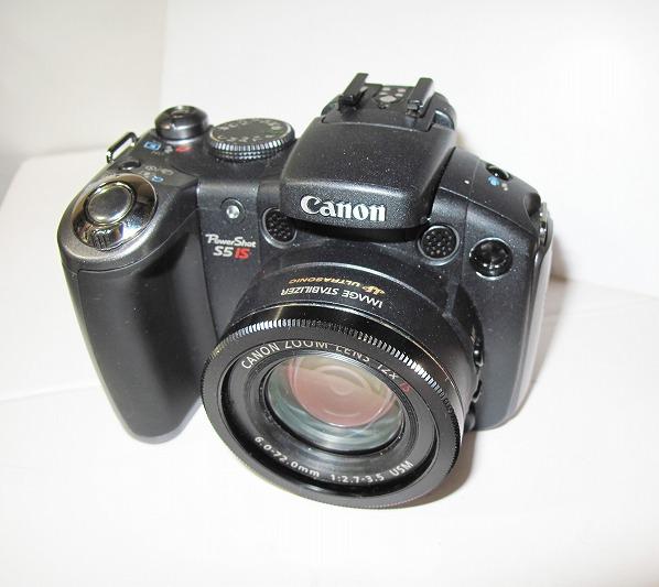 ◇美品Canon デジタルカメラ PowerShot S5IS