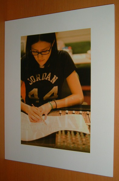 アンジェラ・アキ TODAY 2007-2008ツアーパンフ アンジェラアキ