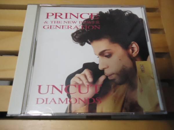 【CD】プリンス「UNCUT DIAMONDS」/ブートレグ/中古/送料無料