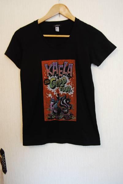 @28 木村カエラ LIVE2007 ゲップツアー シャツ s 即決