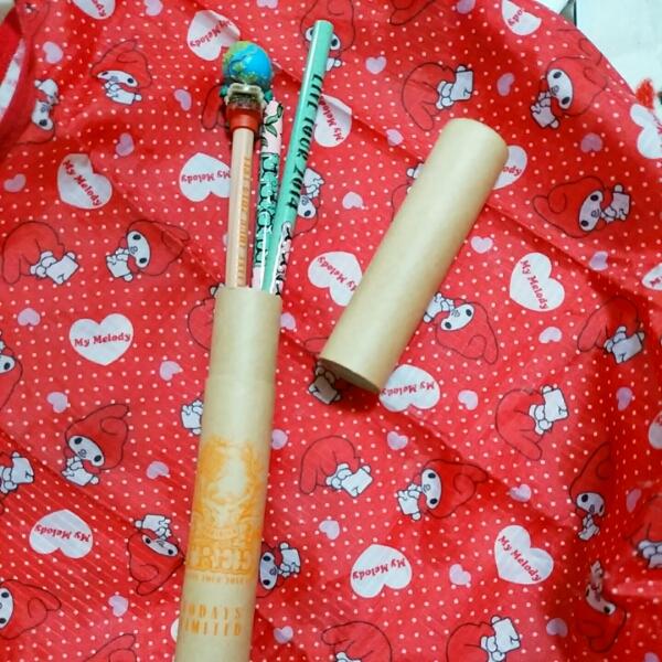【東方神起】LIVE TOUR 2014 ツアーグッズ ペンシル 鉛筆