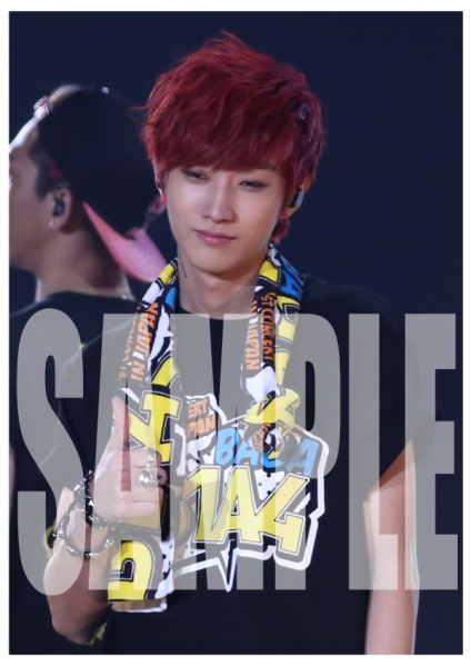 B1A4 ジニョン 1st Concert BABA B1A4 横浜アリーナ 写真20枚