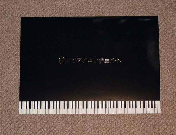 「僕のピアノコンチェルト」プレス:ブルーノ・ガンツ グッズの画像