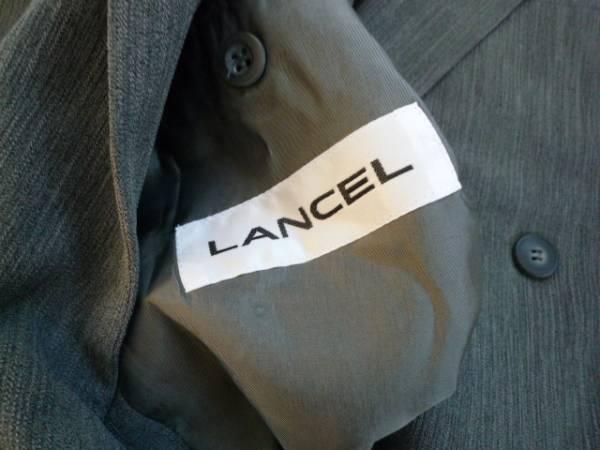 【良品!!】◆ランセル/LANCEL◆ 長袖ジャケット グレー LA_画像3
