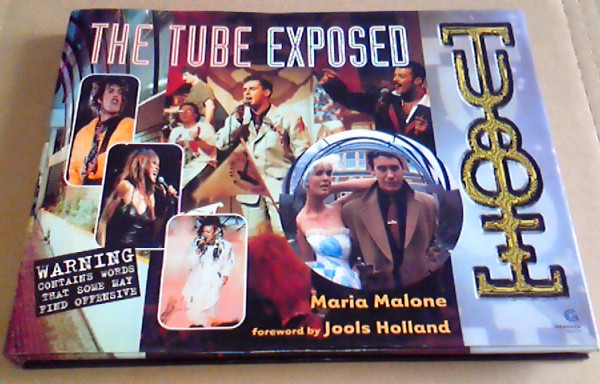 洋書/THE TUBE EXPOSED Jools Holland ジュールズ・ホランド Channel4