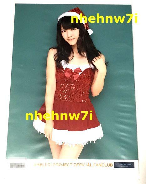 ℃-ute 鈴木愛理 Xmasイベで実際に着用 衣装グッズ 写真付 ライブグッズの画像