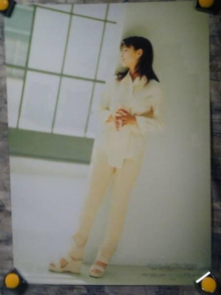p4【ポスター/B-2】岩男潤子/'99-alive/告知用非売品