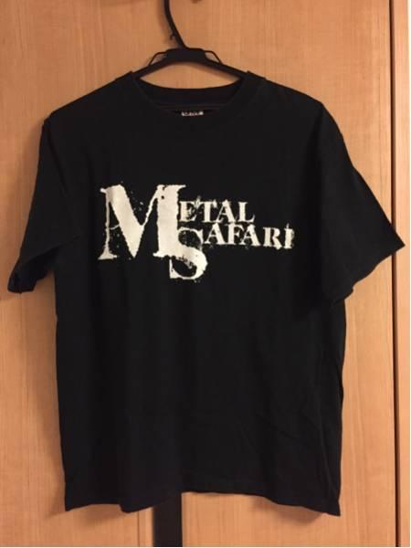 METAL SAFARI Tシャツ サイズM メタルサファリ ジャパメタ