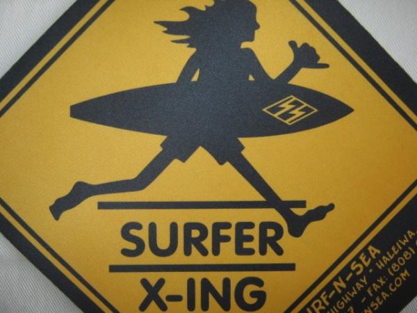 ★新品 SURF-N-SEA サーフアンドシー マウスパッド HAWAII ハワイ★_画像3