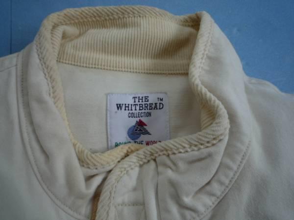 【お得!!】●THE WHITBREAD● ベスト オフホワイト L_画像3