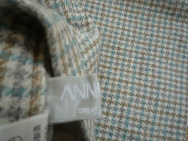 【良品!】 ◆ アンシェピ / ANNCHEPI ◆ 台形スカート 膝丈 60-88 総柄_画像3