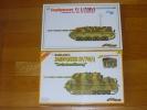 1/35 Ⅳ号駆逐戦車 L70(V) 指揮車型 白箱 & Ⅳ号駆逐戦車 L70(A)