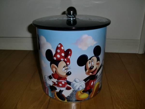 ディズニーランド♪パリ♪空缶♪飾ると素敵♪ミッキー&ミニー ディズニーグッズの画像