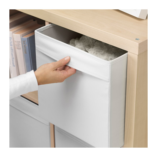 IKEA box DRONA white 33x38x33 postage nationwide equal 750 jpy!