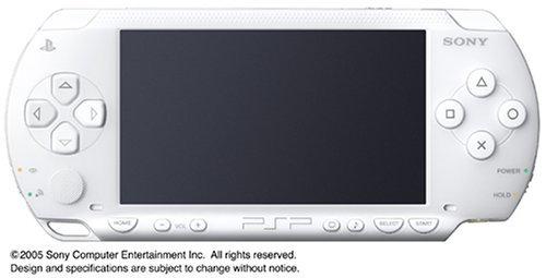 PSP1000 バリュー・パック (PSP-1000KCW) セラミックホワイト_画像2